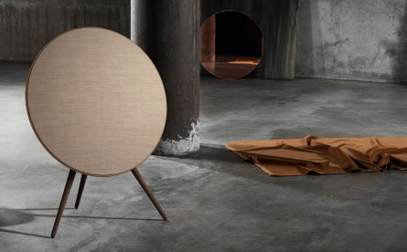 BeoPlay A9 Bronze
