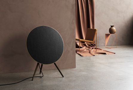 BeoPlay A9 Smoked Oak - Bosshard HomeLink AG