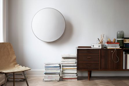 BeoPlay A9 wall